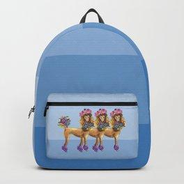 Oodles of Poodles Backpack
