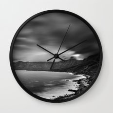 Clarence Drive Wall Clock