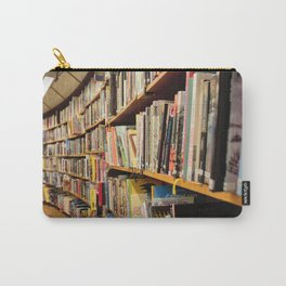 Stockholm Public Library Carry-All Pouch