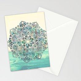 Mandala Mermaid Oceana Stationery Cards