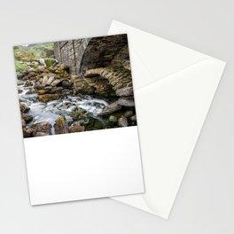 Old Packhorse Bridge  Stationery Cards