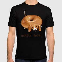 Beagle Bagel T-shirt