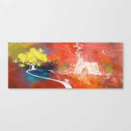 wonderland*2 Canvas Print