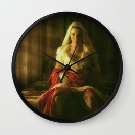 Instinctive Delivery Wall Clock