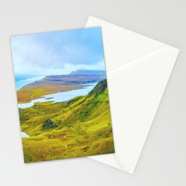 Isle of Skye, Scotland Stationery Cards