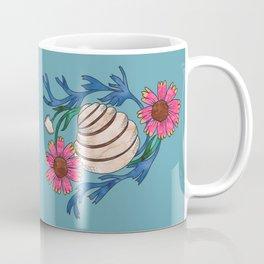 Pawleys Island Shell Coffee Mug