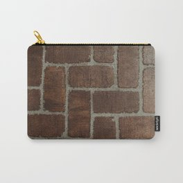 Brick Pattern in Spain Carry-All Pouch