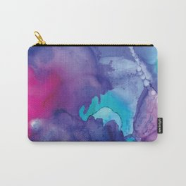 Rainbow Bubble Carry-All Pouch