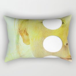 What Do You Want from Me ?  Rectangular Pillow