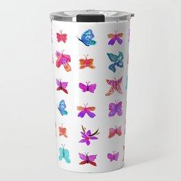 Teeny Butteflies Travel Mug