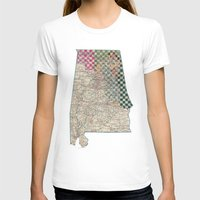 alabama T-shirts featuring Alabama by judy lee
