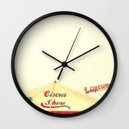 CIRCUS RENZ _6 Wall Clock