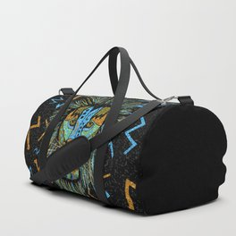 Intense Lion Duffle Bag