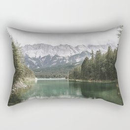 Looks like Canada - landscape photography Rectangular Pillow