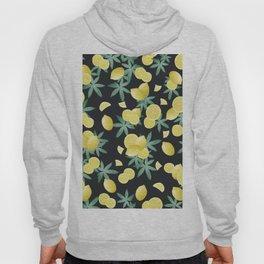 Lemon Twist Vibes #5 #tropical #fruit #decor #art #society6 Hoody