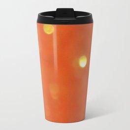 Orangey Travel Mug
