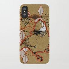 yuhina iPhone X Slim Case