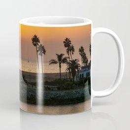 Classic Newport Sunset Coffee Mug