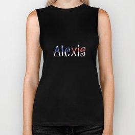 Alexis Biker Tank