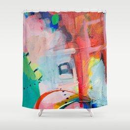 Gin Fizz Shower Curtain