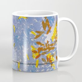 Blue Jungle Coffee Mug