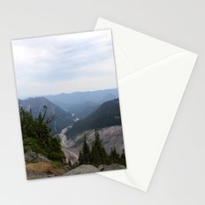 Rainier Gorge Stationery Cards