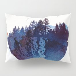 Near to the edge Pillow Sham