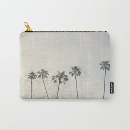 Double Exposure Palms 1 Carry-All Pouch