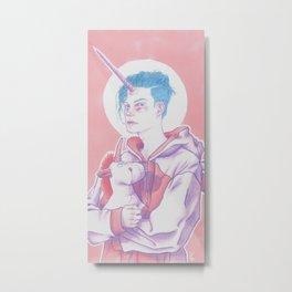 UniBoy Metal Print