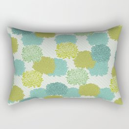 Cabbages Rectangular Pillow