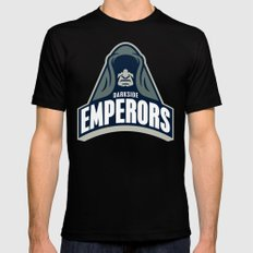 DarkSide Emperors -Blue Black Mens Fitted Tee X-LARGE