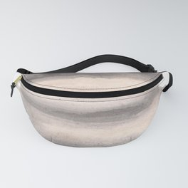 150129 Neutral Cool Abstract 22 Fanny Pack