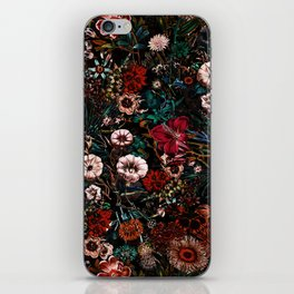 Night Garden XXVII iPhone Skin