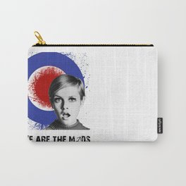 we are the mods Carry-All Pouch