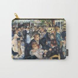 Dance at Le Moulin de la Galette by Renoir Carry-All Pouch