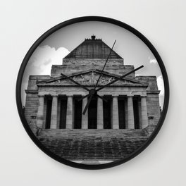 Shrine of Remembrance Wall Clock
