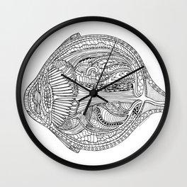 Anatomical Eyeball Wall Clock