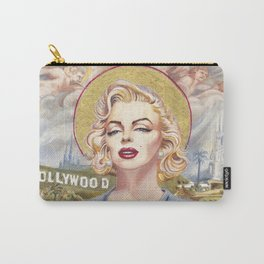 Marilyn Our Lady of Sorrow Carry-All Pouch