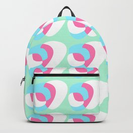 Sunday Futurist (mint green) Backpack