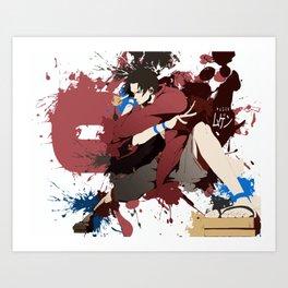 Mugen Art Print