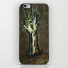 The Dead Shall Rise iPhone Skin