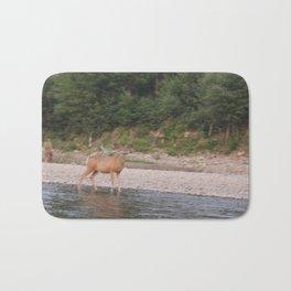 Mule Deer Bath Mat