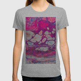 Lifeline Acrylic Pour 3785 T-shirt