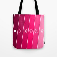 Same same but different | red Tote Bag