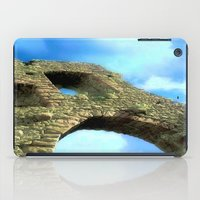 castle in the sky iPad Cases featuring Castle by Brian Raggatt