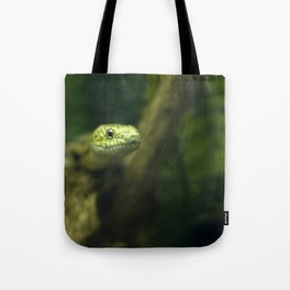 In your face! Tote Bag