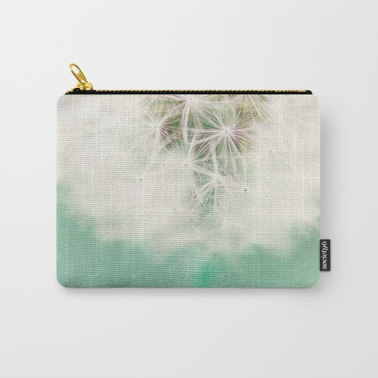 Dandelion Seed Carry-All Pouch