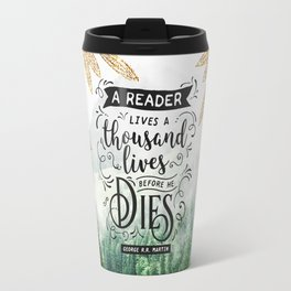 Thousand Lives Travel Mug