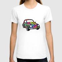 hippie T-shirts featuring Buggin - Hippie by Tali Rachelle