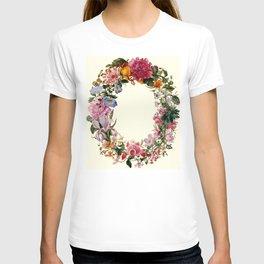 "Johannes van Bronckhorst ""A Wreath of Various Flowers"" T-shirt"